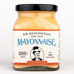 The adorably branded, Sir Kensington's even has Mayonnaise now! Normal + Chipotle options...