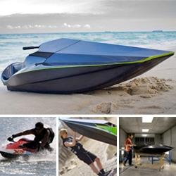 Silveira Personal Watercrafts ~ sleek, stunning, ergonomic ~ and really fun manufacturing pics as well!