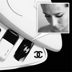 Ryan Mc Sorley's Skin by Chanel final project get's us thinking about what the future of skincare and branding might be...