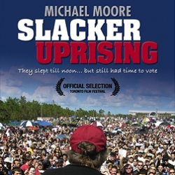 """Michael Moore's new film to be offered free on internet 'as a gift to fans.'"""