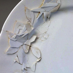 + Caroline Slotte  + works in ceramic
