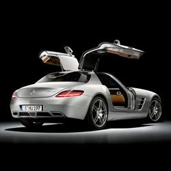 Interview with Mercedes-Benz SLS AMG creator, Gorden Wagener.