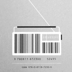 Chronicle Books has published a great new book of music posters designed by The Small Stakes (a.k.a. Jason Munn). Even the barcode design on the back of the book picks up on the musical theme...