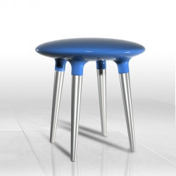 smarties stool.....sit down on a candy!!!!