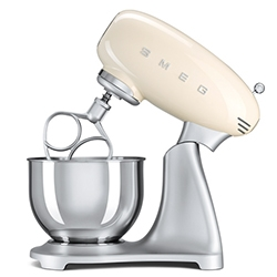 "Smeg is doing ""small domestic appliances"" - from toasters and mixers to kettles and blenders."