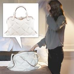 Smythson Nancy Weekender Bag - beautiful leather goodness!