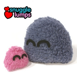 Each handmade 'Snuggle Lump' you order is a Snuggle lump with bonus Snuggle Buddy and comes with a numbered tag.