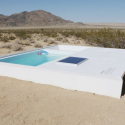 Adventure to a cozy little dip in the Mojave Desert. If you can find it!