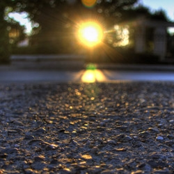 Researchers at WPI announced yesterday that they have discovered a method to use paved surfaces to collect solar energy!