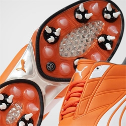 PUMA Cell Fusion 2 Golf Shoe has an interesting sole...