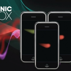 The Sonic Vox iPhone app from Smule is a brand new audio engine that allows you to do real-time audio processing on the Apple cell phone.