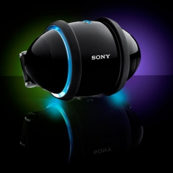 The cute Sony Rolly MP3 player which dances on your songs is coming to Europe in october.