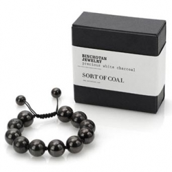 Sort of Coal is a Danish brand founded by Pernille Lembcke and Louise Vilsgaard.  Their products use charcoal creatively to purify.
