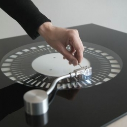 "SoundMachines - An instrument for performing electronic music , developed by ""The Product"", a Berlin-based design studio"