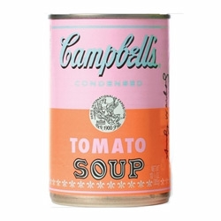 For your not quite starving artist friend, a real can of Campbell's Warhol Soup. $12 a can at Barney's