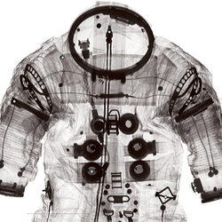 Inside a space suit: Wearing the right stuff. An amazing look at the history of space suits, from New York Times.
