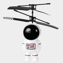 Remote Controlled Flying Spaceman!