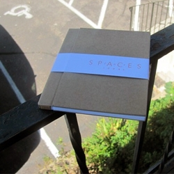 "World Famous Design Junkies review of the fabulous ""Space for Ideas"" expandable sketchbook from rad entrepreneur Design Sojourn."