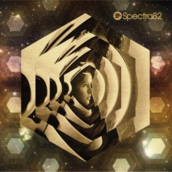 Spectra82 has a new series of vintage found art reconstructions.