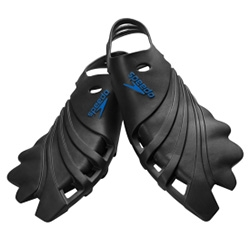 Speedo Nemesis Fins - inspired by humpback whales!