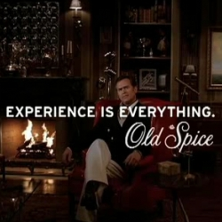 New Old Spice campaign featuring Bruce Campbell. Ahoy.