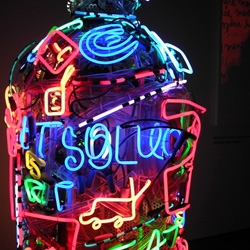 Take a tour of the Spritmuseum in Stockholm, Sweden - the art collection of Absolut.