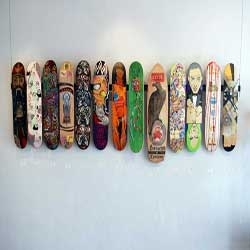 Pravus Gallery hosed its third annual Skateboard Art Show: Deck III. It was a show featuring many different style of art that was truly inspirational