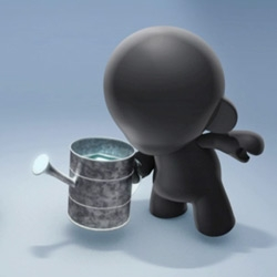 "I don't believe the rumors that ""sprout"" will be Kid Robot's first TV commercial. Love the 3d animated Munny (munnies?)"