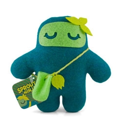 Sprout Ninja from shawnimals is the fourth of the twelve all-new ninjas!