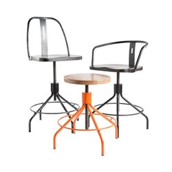 Love the Sputnik Chair Collection by Fred Fetty.