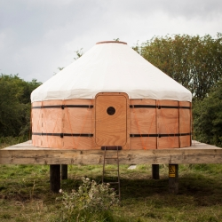 Adventure Everywhere, Live Anywhere! Trakke release the new 'Jero' Yurt, bringing an ancient shelter design into the modern age.