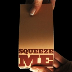 Good fingerflipping new music video for Kraak&Smaak's latest single Squeeze me