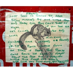 used to be obsessed with flying squirrels.  this wooster post was just too cute.