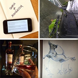 For a look inside the every day inspirations of NOTCOT...