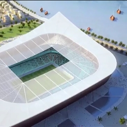 Video: Presentation of Qatar's first five stadiums for 2022 FIFA World Cup!