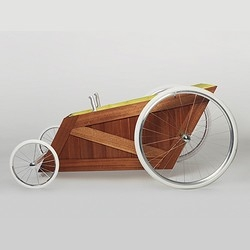 The designer Philippe Starck teamed with Intersection magazine to design a vehicle … The result, the Stark's Soapbox.