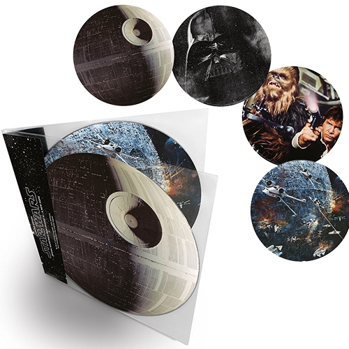 Star Wars: Episode IV - A New Hope vinyl records