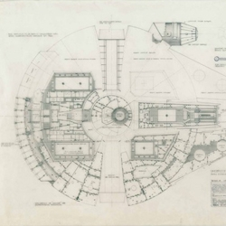 'Star Wars: the Blueprints' contains 500 blueprints from the iconic movie universe - including the Millennium Falcon!