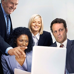 HA! Stock photos to promote the movie Unfinished Business!  Twentieth Century Fox and iStock by Getty Images have created a set of 12 stock photos featuring the cast - Vince Vaughn, Tom Wilkinson, and Dave Franco.