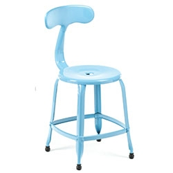 Samson Stools in a variety of heights and colors from Industry West