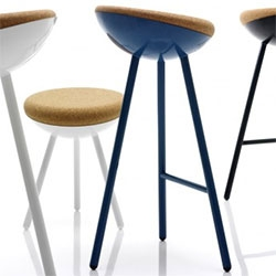 Boet Stools produced by Mitab by Note Design Studio - Boet means Nest in swedish.