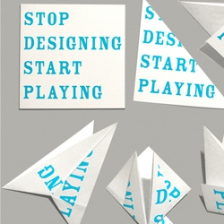 'Stop Designing, Start Playing' is the motto printmaker Wendy Chapple and designer Coralie Bickford-Smith pass onto students at the London College of Communication.