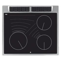 Rex-Electrolux - Piani di Cottura CG631XE - beautiful design of those stove top!