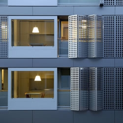 Student Housing Poljane, Ljubljana - Slovenia / Bevk Perovic Arhitekti