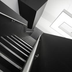 Net-A-Porter's new West London headquarters designed by Studiofibre.