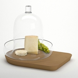 Overcover cheese cover by Studio NOCC.