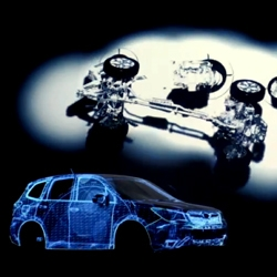 The new 2013 Subaru Forester + projection mapping made for a stunning world premiere in Tokyo this week.