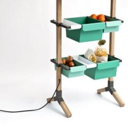 Salone Preview 2011 | Sunday / Kitchen Grocery by Reinhard Dienes | Design Deutschland 2011.