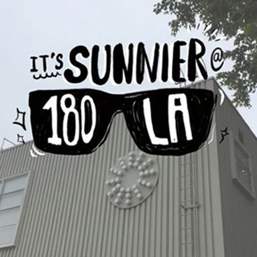"AdWeek ""180LA Targets Other Agencies With Snapchat Geofilters to Nab a Social Media Manager 40 replies in 10 hours"" - nice subversive use of snapchat filters to recruit!"