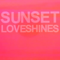 Here's a really weird music video that I came across today, a laid back yet upbeat shoegazey track called Loveshines II by the band Sunset. Enjoy!